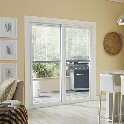 pretty nice 186bb e86d3 Andersen Silverline Sliding Glass Door - Glass Decorating Ideas